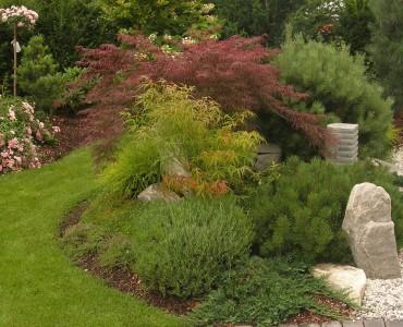 Gartengestaltung & Gartenanlage